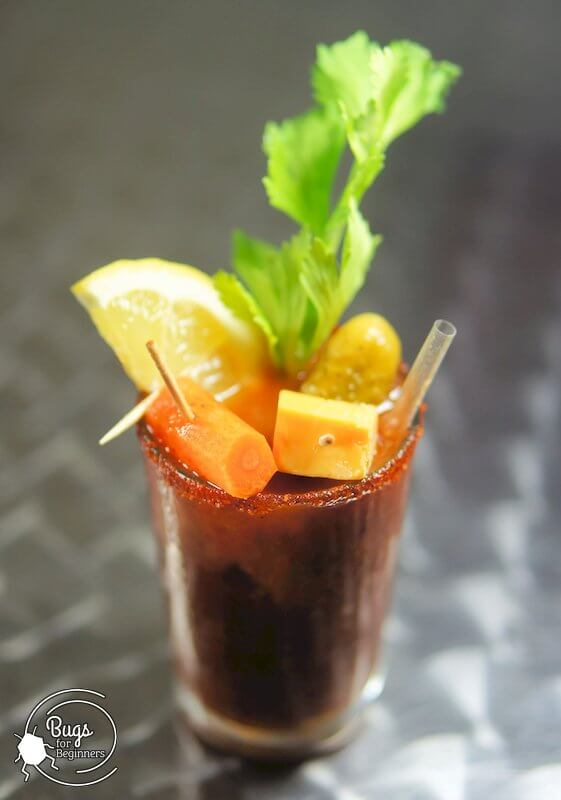 Buggy Bloody Mary